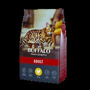 Сухой корм для кошек Mr.Buffalo ADULT, курица 10 кг
