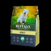 Сухой корм для собак мелких пород Mr.Buffalo ADULT MINI, ягненок