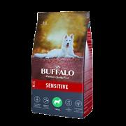 Сухой корм для собак средних и крупных пород Mr.Buffalo SENSITIVE, ягненок 14 кг