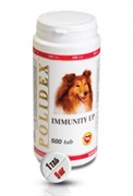 POLIDEX д/собак Иммунити Ап 500 тб.