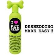 Шампунь клубнично-лимонадный Чудо-линька для линяющих Собак