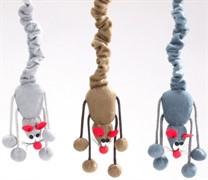Beeztees Игрушка д/кошек Дразнилка-мышь подвесная 52см