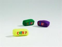 I.P.T.S. 419856 Набор игрушек д/кошек Подушечка с кошачьей мятой 5см