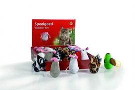 I.P.T.S. 440360 Набор игрушек д/кошек Неваляшка плюшевая 7,5см (шоубокс)