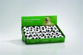 I.P.T.S. 420014 Набор игрушек д/кошек Мяч футбольный мягкий, бело-черный 5,5см (шоубокс)