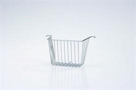 I.P.T.S. 040622 Кормушка металлическая хромированная подвесная 10*6см