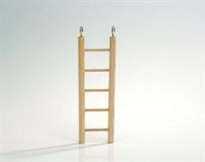 Beeztees  Лестница деревянная 4 шага*20см