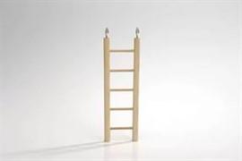 Beeztees Лестница деревянная 5 шагов*24см