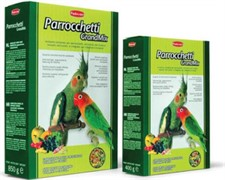 PADOVAN Падован  Grandmix Parrocchetti Корм д/средних попугаев