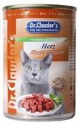 Доктор Клаудер кон.д/кошек с Сердцем 415г