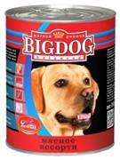 Зоогурман консервы д/собак Big Dog Мясное ассорти 850г