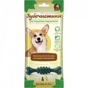 Зубочистики Мятные для собак средних пород, 4шт.