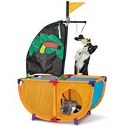 Игровой комплекс для кошек: Карибская жемчужина. Caribbean Cruiser