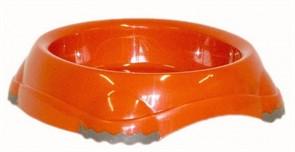 Moderna Миска нескользящая Smarty, 210мл, оранжевая