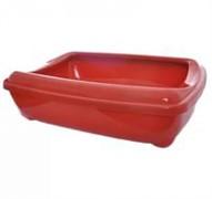 Moderna Туалет-лоток средний с рамкой Artist Medium + rim, 42х30х12см, терракотовый