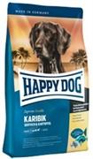 HAPPY DOG корм д/с Суприме Карибик морская рыба