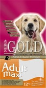 NERO GOLD Для Взрослых собак Крупных пород