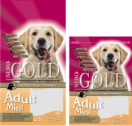 NERO GOLD Для Взрослых собак Малых пород