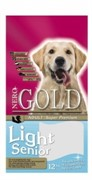 NERO GOLD Для Пожилых собак с индейкой и рисом