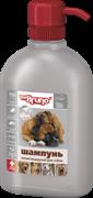 MR. BRUNO Шампунь инсектицидный от блох и клещей для Собак