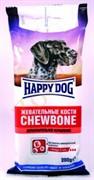 HAPPY DOG жевательные кости д/с говядина/телятина 200г