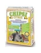 Chipsi Citrus Наполнитель древесный ароматизированный для грызунов 15л*1кг