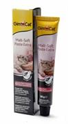 Gimpet Джимпет  Malt-Soft-Extra Паста для вывода шерсти из желудка 50г