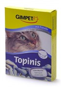 Gimpet Джимпет  Витамины д/кошек Мышки с Форелью и Таурином 70шт