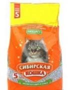 Сибирская кошка Бюджет: Впитывающий наполнитель