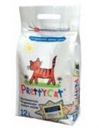 PRETTY CAT Древесный наполнитель (Wood Granules)