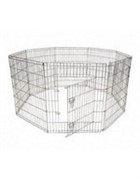 Клетка - загон для щенков, 80*100см (Puppy cage 8 panels) 150465