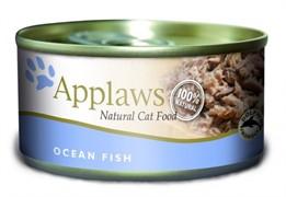 APPLAWS Консервы для Кошек с Океанической рыбой (Cat Ocean Fish)