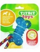 ТитБит Косточка жевательная (игрушка для собак) 10см
