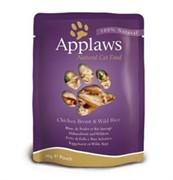 APPLAWS Паучи для Кошек с Курицей ( Cat Chicken pouch)