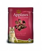 APPLAWS Паучи для Кошек с Тунцом и королевскими креветками (Cat Tuna & Pacifc Prawn pouch)