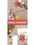 Песок из ракушек для птиц, белый